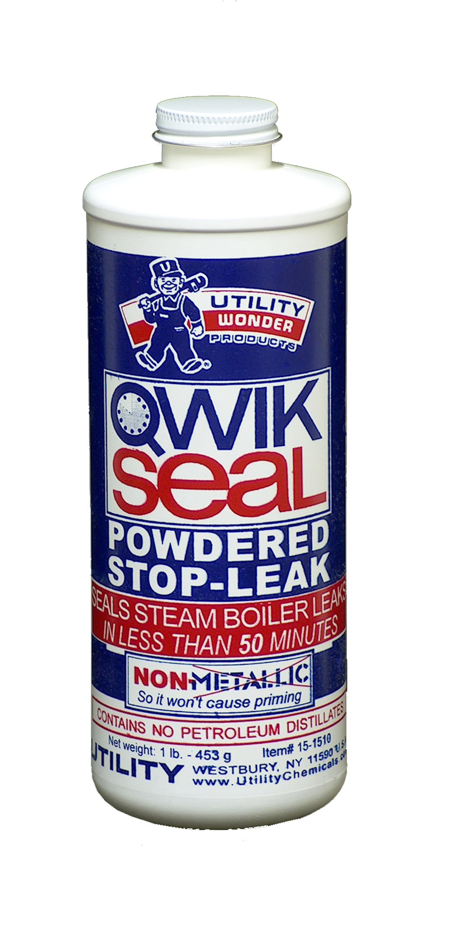QWIK SEAL POWDERED STOP-LEAK