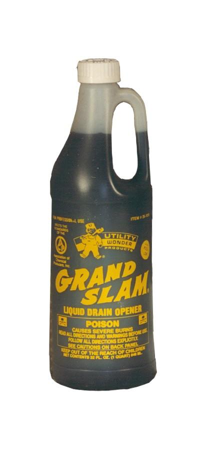 Grand Slam Sulfuric Acid Drain Cleaner Plumbing