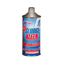 SLUDGE KLEEN SLUDGE SOLVENT AND FUEL OIL CONDITIONER