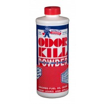 ODOR-KILL POWDER FUEL OIL DEODORIZER