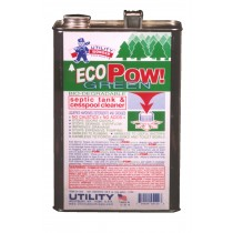 ECO POW! GREEN BIO-DEGRADABLE SEPTIC TANK AND CESSPOOL CLEANER