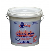 DO-ALL+PLUS NON-FREEZING FURNACE/ REFRACTORY/ RETORT & STOVE CEMENT