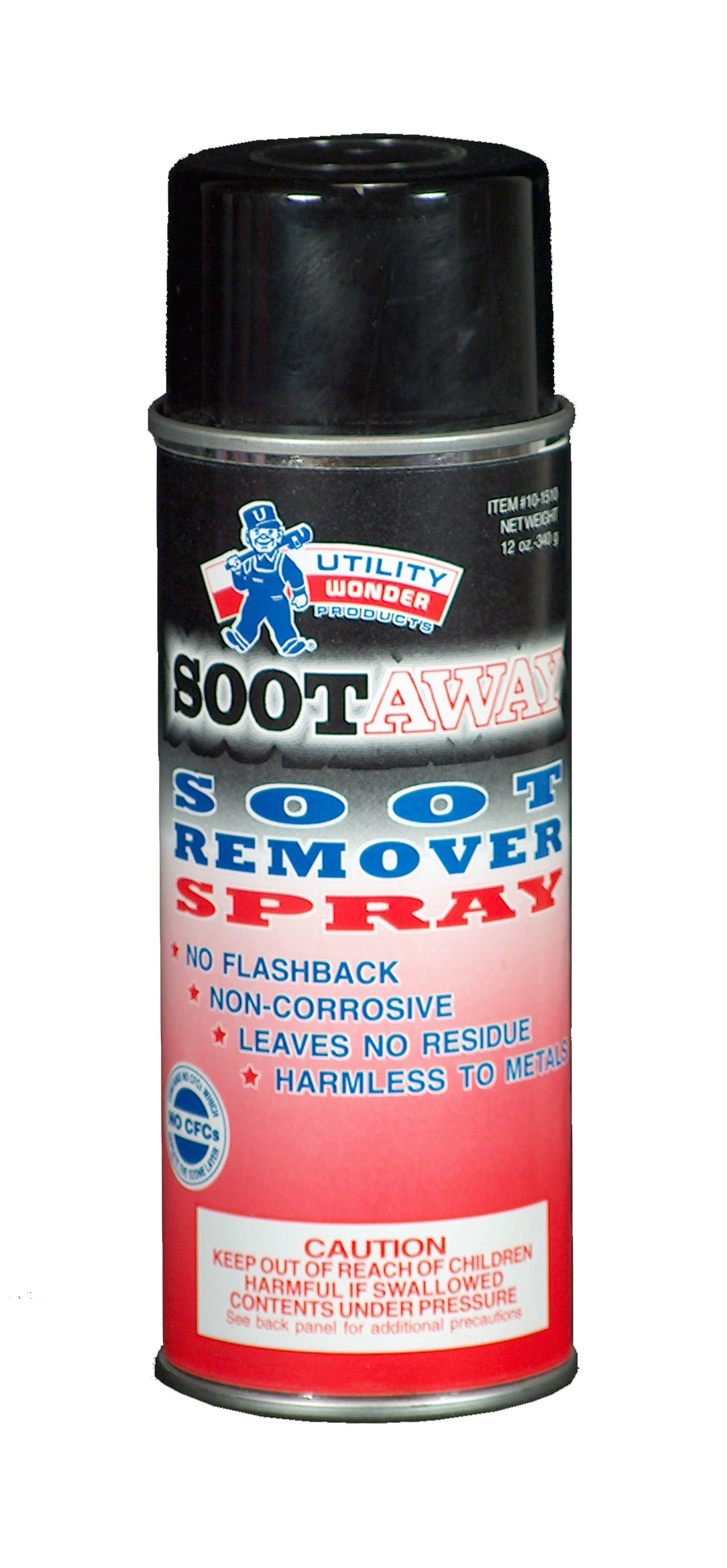 SOOT AWAY SOOT REMOVER SPRAY