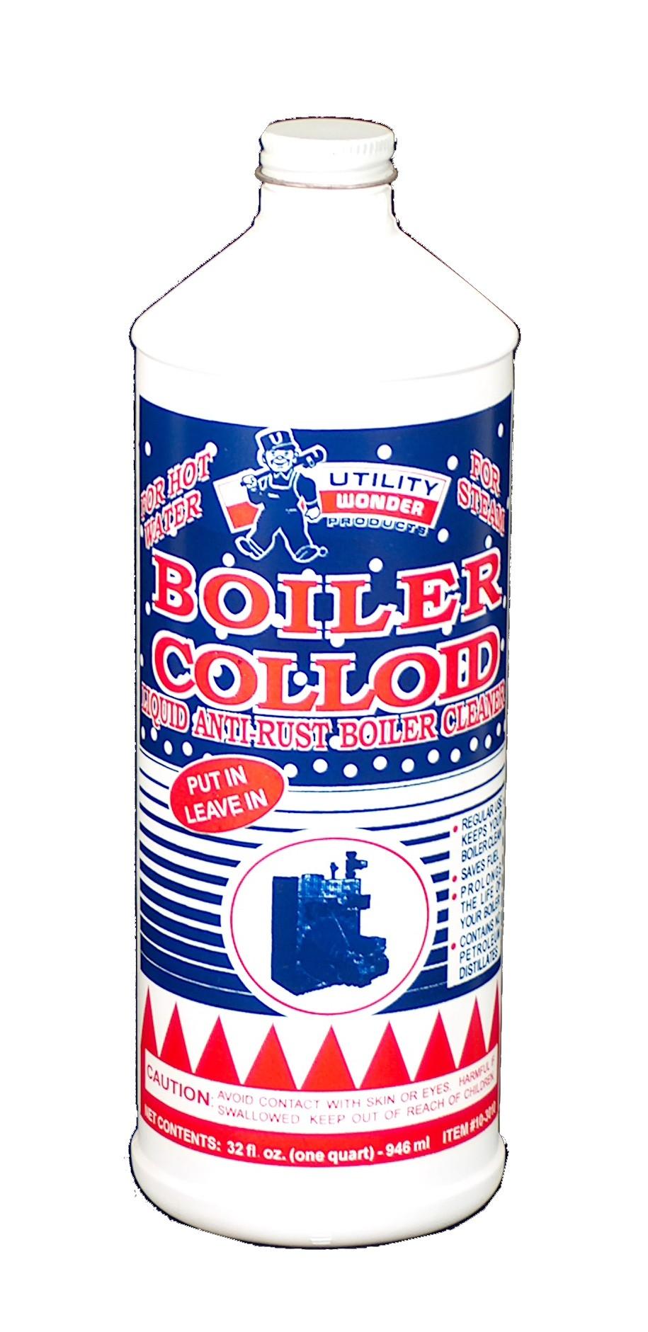 BOILER COLLOID BOILER CLEANER