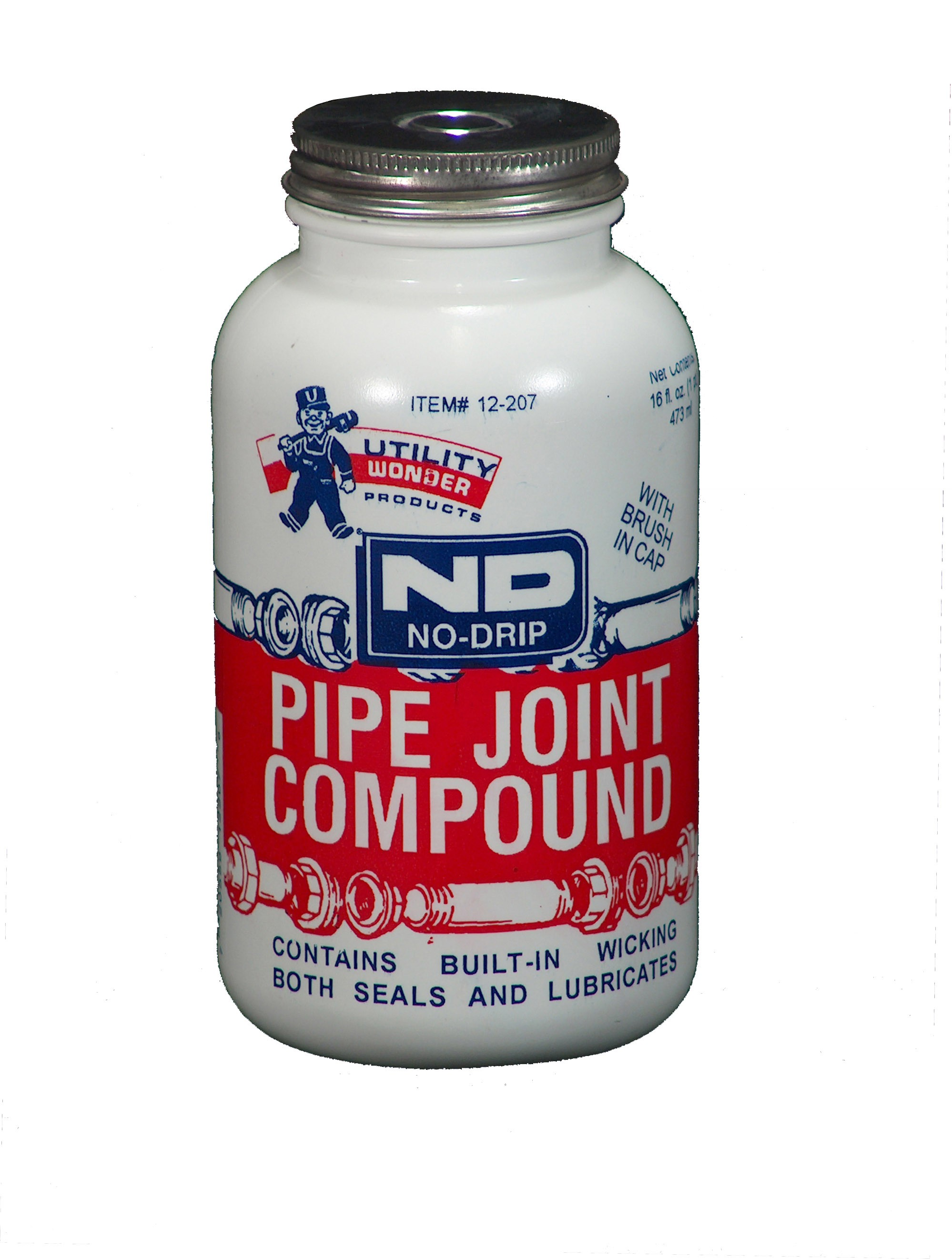 NO-DRIP PIPE JOINT COMPOUND