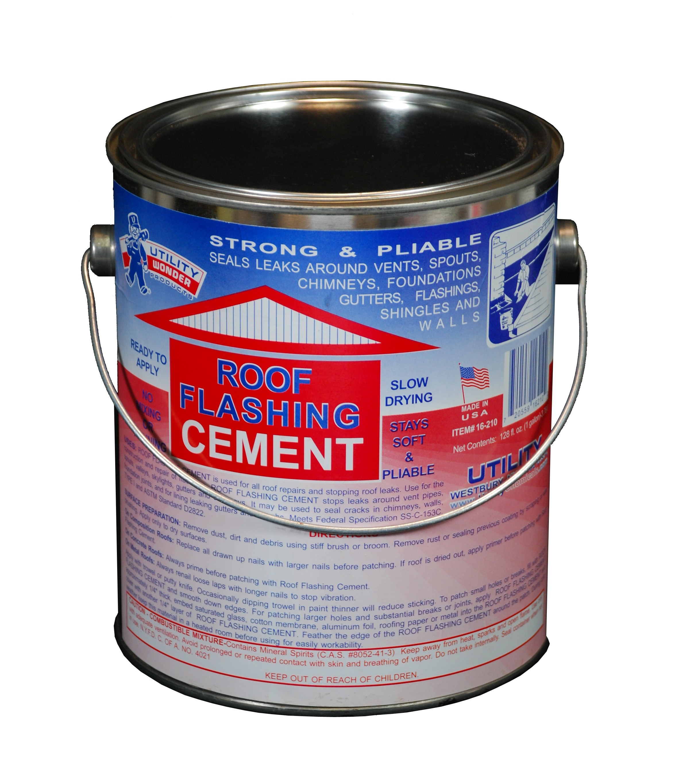 ROOF FLASHING CEMENT