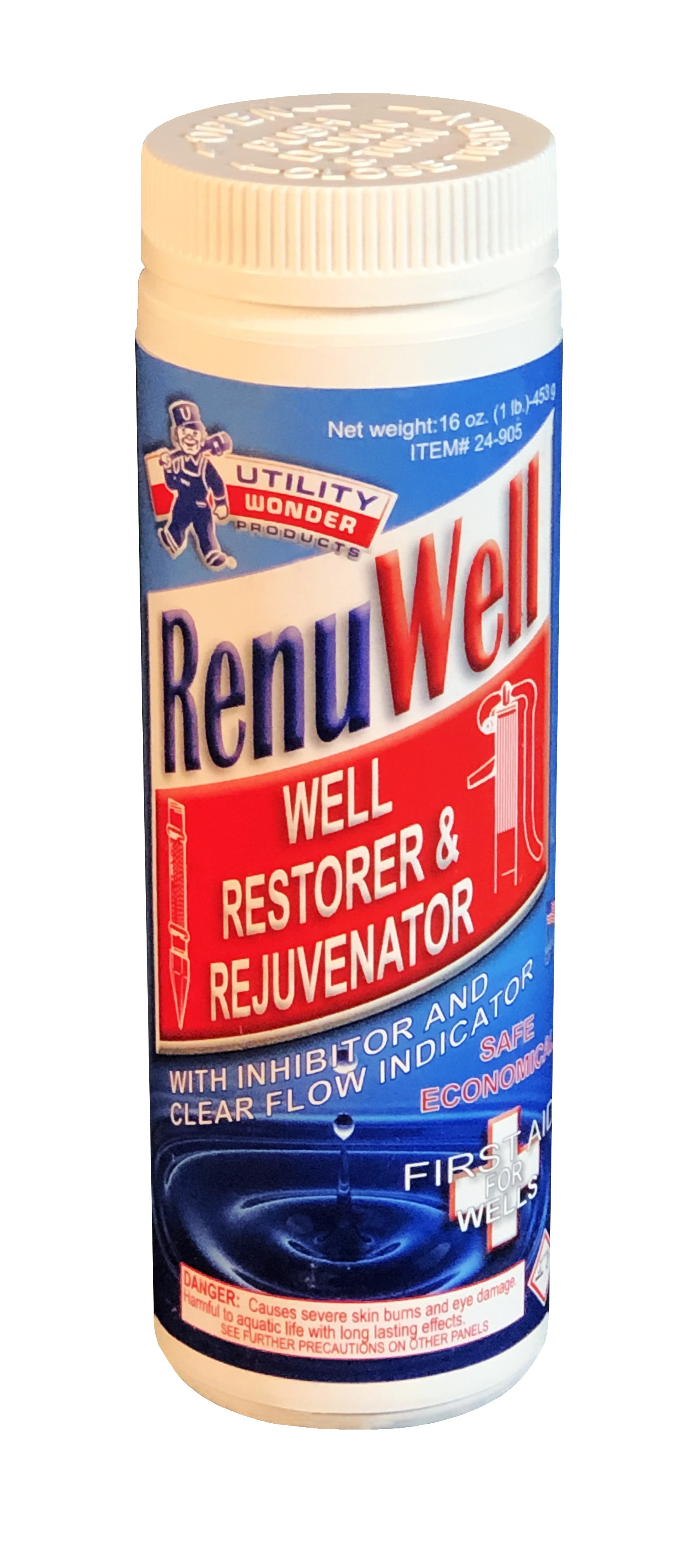 RENUWELL WELL RESTORER AND REJUVENATOR