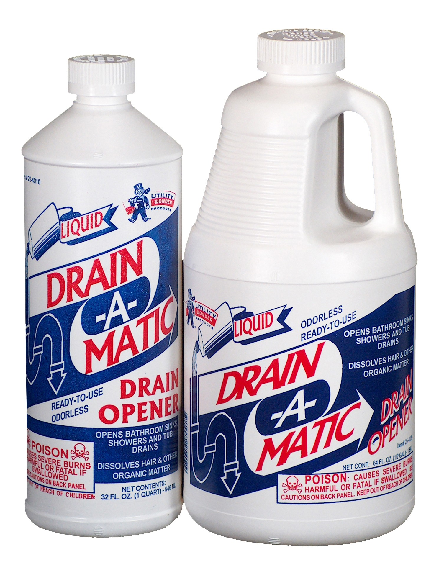 LIQUID DRAIN-A-MATIC DRAIN OPENER