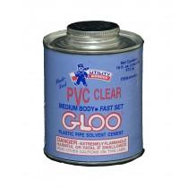 PLASTI-SEAL PVC CLEAR GLOO MEDIUM BODY SOLVENT CEMENT
