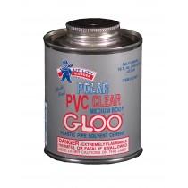 PLASTI-SEAL POLAR PVC CLEAR GLOO MEDIUM BODY SOLVENT CEMENT