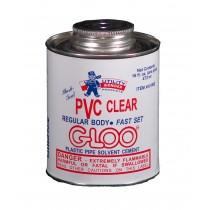 PLASTI-SEAL PVC CLEAR GLOO REGULAR BODY SOLVENT CEMENT