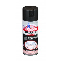 WONDER BLACK 1200° HIGH TEMPERATURE SPRAY PAINT